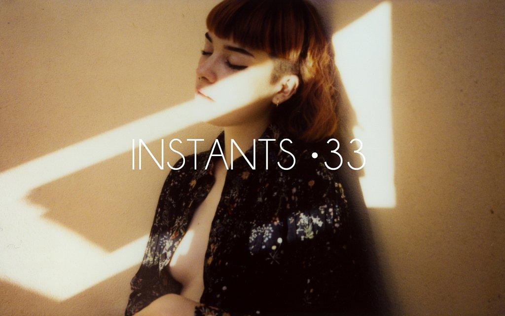 Instants •33